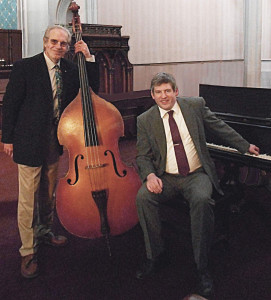 Sean Fleming and bassist Chuck McGregor Present Ragtime and Rarities Concert on Oct. 9th in Camden