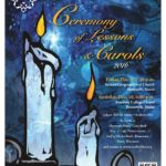 St. Cecilia Chamber Choir Presents Christmas Lessons & Carols on December 9 and 10