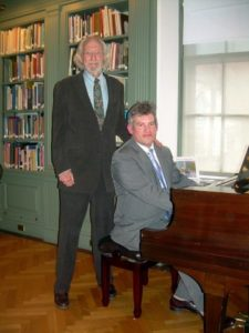 Sean Fleming and John Reinhardt