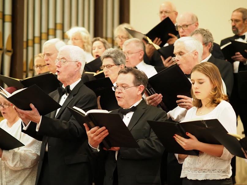 Sheepscot Chorus Sings Missa Gaia